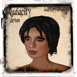 Audacity Devon Hers